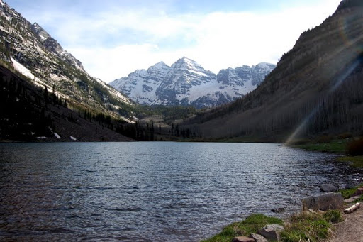 Марун Беллс, Колорадо (Maroon Bells, Colorado)