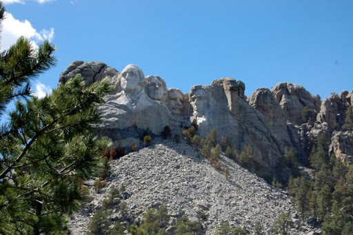 Гора Рашмор, Южная Дакота (South Dakota: Mount Rushmore)