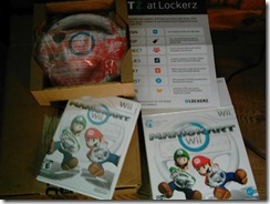 MarioKart - Lockerz