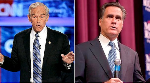 With Ron Paul the GOP frontrunner, will Mitt Romney run 3rd party?