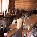 בר מסעדה באלומה בכפר