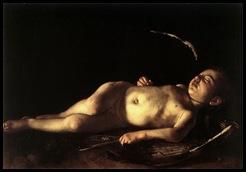 caravaggio_amorino-dormiente