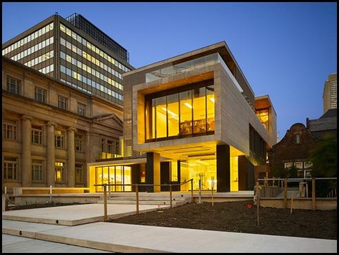 Gardiner Museum Renewal, Toronto - Can