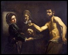 Caracciolo, Salomè e la testa di Battista