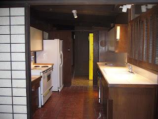 Kitchen (Looking to front door)