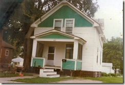 1990 Our first house, 415 2nd Ave NE