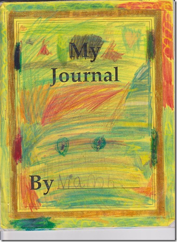 Niamh's Journal 001