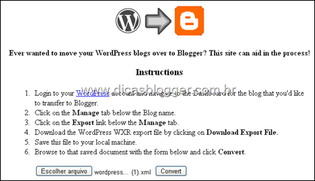 xml-wordpress-para-blogger