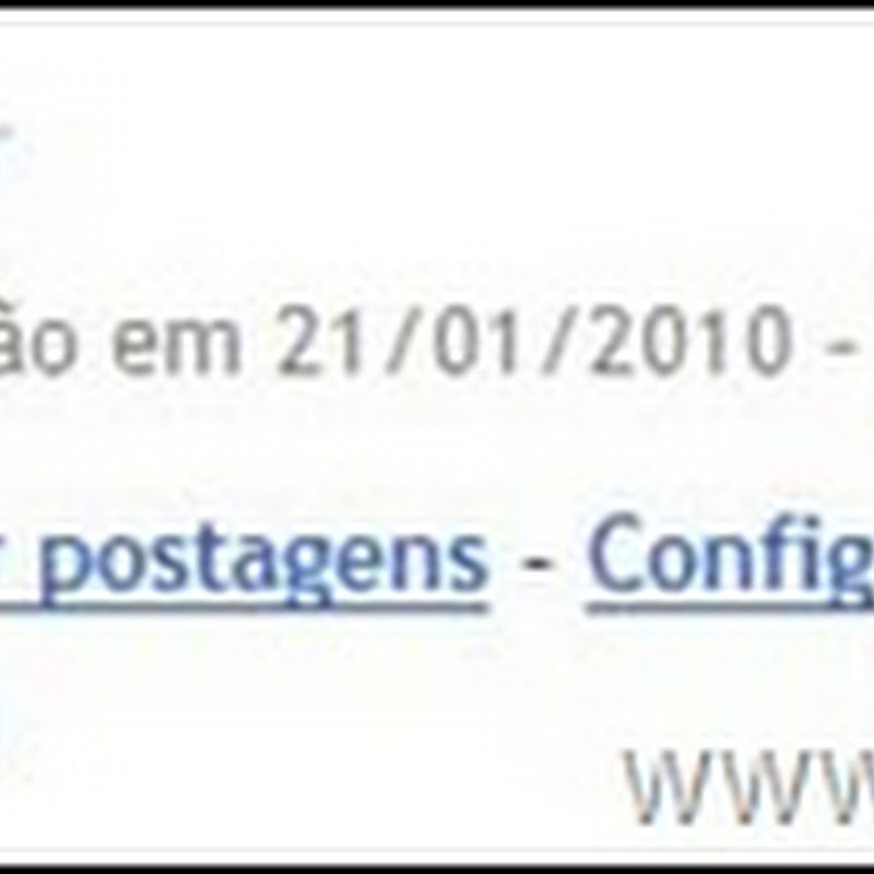 Como excluir um blog do Blogger/Blogspot