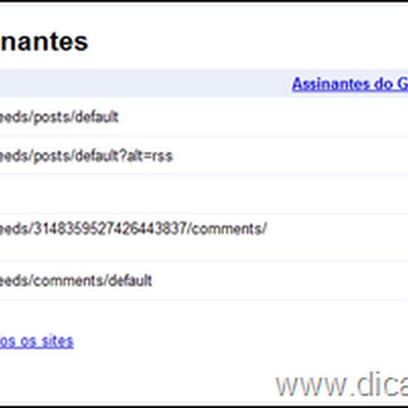 Como enviar sitemaps ao Google Webmaster Tools