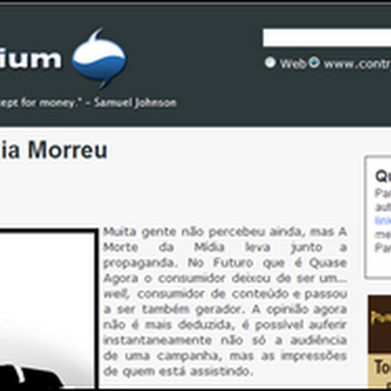 Entrevista com Carlos Cardoso – o 1º bloguista brasileiro