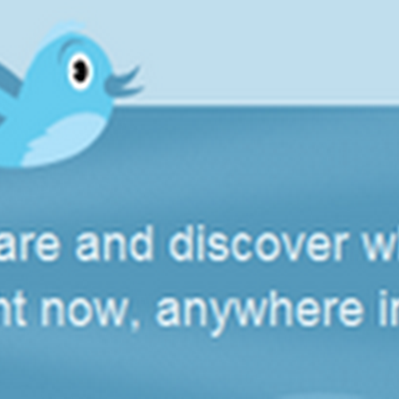 Aplicativos para usar o Twitter