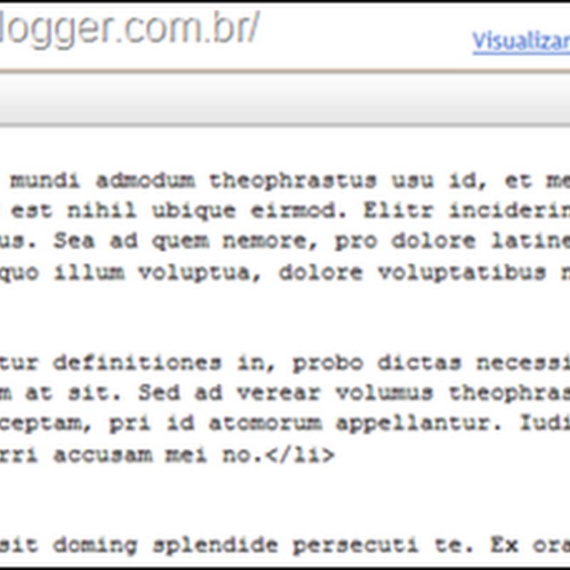 """Como colocar o hack """"Leia Mais"""" no Blogger"""