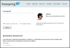 Formspring.me - Profile