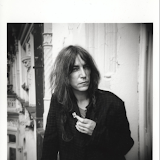 Jem Cohen: Patti Smith photo