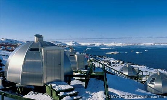 World's Most Remote Hotel | Luxurious Lodge Room Seen On   www.coolpicturegallery.us