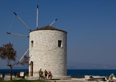 corfuwindmill