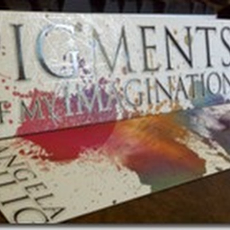 PIGMENTS OF MY IMAGINATION *SNEEK PEEK* Chapter One