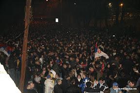 Фотографије са дочека Нове Године у Подгорици