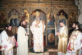 Fotografije iz Cetinjskog manastira za Materice