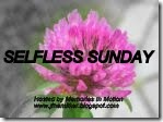 Selfless Sunday Logo