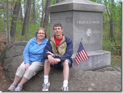 Vulhops 4-29-11 Gettysburg