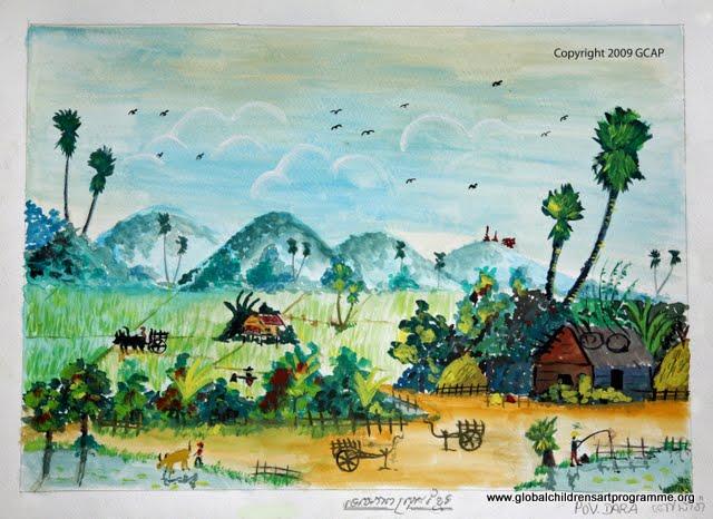 Что привезти из Камбоджи?