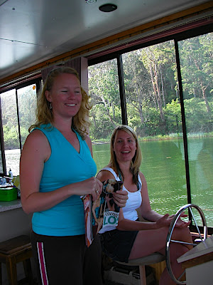 Capt Allison and Navigator Amy