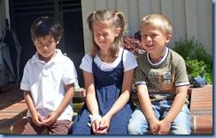 0709 Emilio, Hanna and Noah
