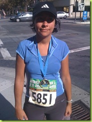 1009 Christina Half Marathon
