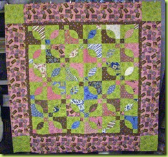 0609 Lovers Knot Quilted