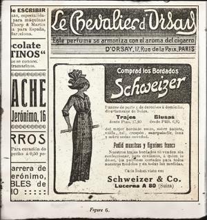 Mundo Gráfico. Noviembre 1914. Pulse para ver la imagen completa