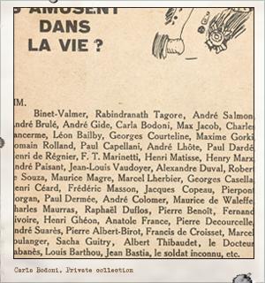 Littérature. París: n.17, diciembre 1920. Editada por Louis Aragon, André Breton y Philippe Soupault. Pulse para ver la imagen completa