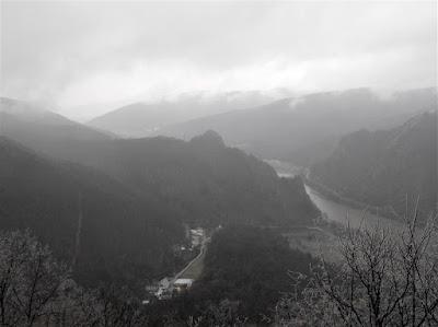 Cozia. Valea Oltului