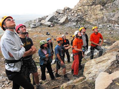 escalada, atelier de alpinism AMC