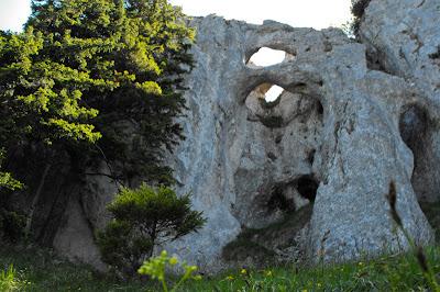 Piatra Craiului - La Zaplaz