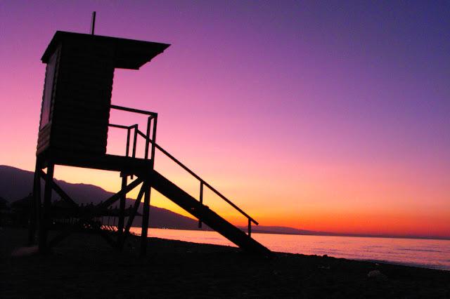 faleza la Marea Egee