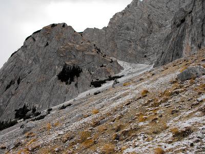 Piatra Craiului. Marele Grohotis