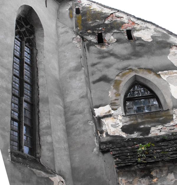 Sighisoara. Cetatea Veche. Biserica veche