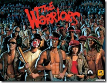 the warriors videogame