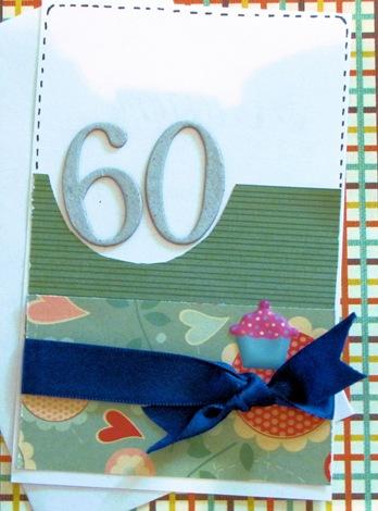 card 60 anni
