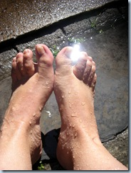 foot wash 9730