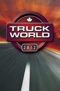 Truck World 2012 - screenshot