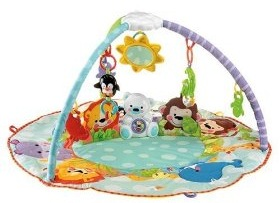 Fisher Price Planet Musical Gym