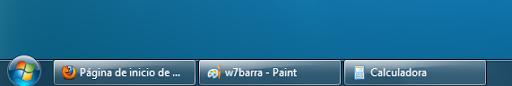 w7barra Cómo convertir la barra de tareas de Windows 7 en la de XP