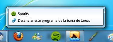 greenshot 2010 02 22 10 56 09 Cómo convertir la barra de tareas de Windows 7 en la de XP