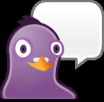 pidgin dock icon by d4rk h3lm37 Iniciar Pidgin minimizado en la bandeja del sistema