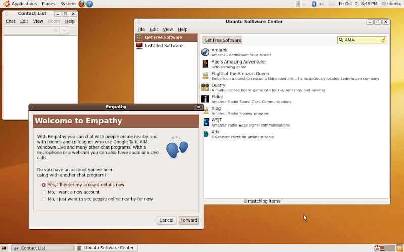 2 Ubuntu 9.10 Beta disponible para descargar