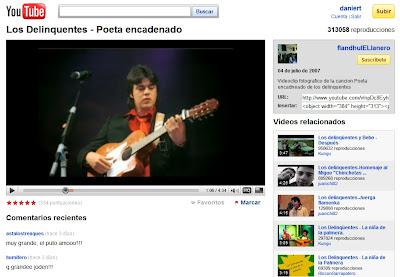 greenshot 2009 12 14 13 44 17 Youtube Feather: Youtube pensado para las conexiones más lentas
