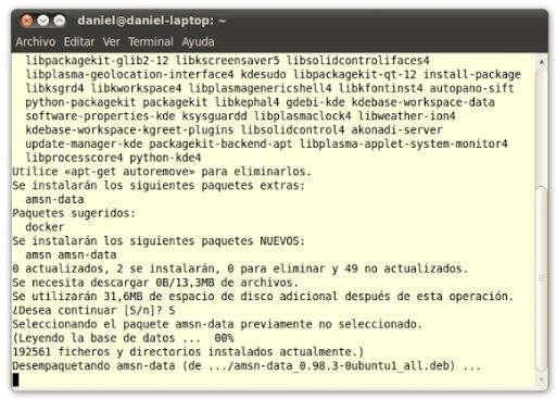 apt2 Cinco formas de instalar programas en Ubuntu